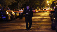 A teenage boy and two men were killed in three separate shootings Friday night and Saturday morning in Chicago, according to authorities.
