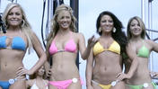 2013 Preakness Swimsuit contest [Video]