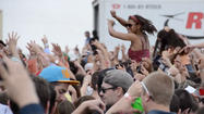Preakness Infield rave [Video]