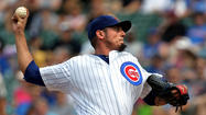 Garza to start Tuesday for Cubs