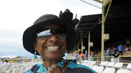Enjoying Preakness