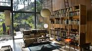 Surprisingly, little has changed at the Eames House since 1949, when Charles and Ray Eames designed their Pacific Palisades home and studio as a model of affordable modern living. Most of the objects they lived with remain in place at the two-part, rectangular structure on a bluff overlooking the ocean.