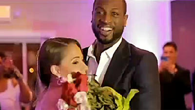 Dwyane Wade surprises Miami teen as her prom date