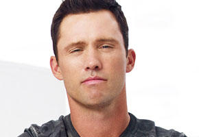 Jeffrey Donovan on 'Burn Notice'