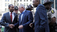 Governor Pat Quinn signs anti-group violence bill