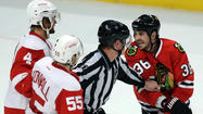 Game 2 photos: Red Wings 4, Blackhawks 1