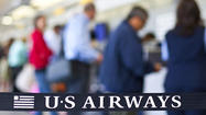 NEWARK, New Jersey (Reuters) - A US Airways flight made an emergency landing on its belly at Newark Liberty International Airport early on Saturday after the plane's landing gear failed to deploy, but no one was injured, airline and government officials said.