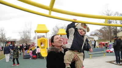 Laurel named Playful City USA for 5th year