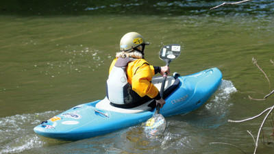 PHOTOS: Stonycreek Rendezvous whitewater participants