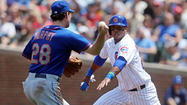 Photos: Cubs drop series at home to Mets