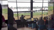 Preakness Peek as 'First Call' plays at Pimlico