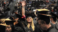 CCSU Commencement Exercises