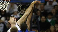 Days off for former Notre Dame power forward Luke Zeller seldom were an option during his first NBA season.