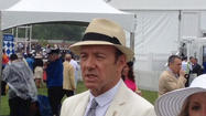 Celebrities at Preakness 2013 [Pictures]