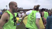 Preakness Peek at infield dancing [Video]