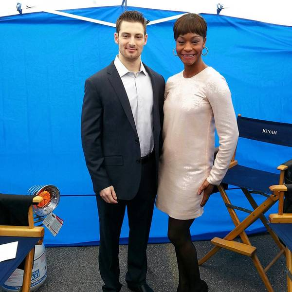 Lower Nazareth Township native Matthew Bishop has a recurring role on the HBO series 'Veep' as the boyfriend of Sue Wilson, played by Sufe Bradshaw. Wilson is the executive assistant of the vice-president, played by Julia Louis-Drefyfus.