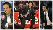 It is a subject Erik Spoelstra would rather avoid.