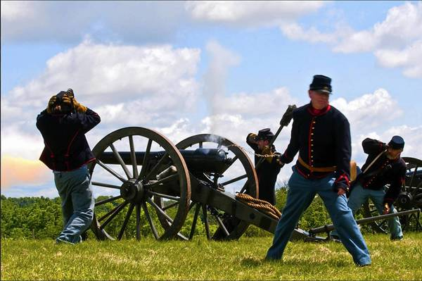 Friends of Camp Geiger presents its 6th annual Lehigh Valley Civil War Days at the Whitehall Parkway Recreational Area.