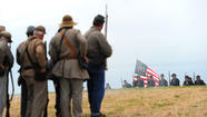 Civil War Days in Whitehall