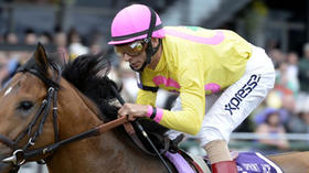 John Velazquez finishes 2nd with Itsmyluckyday, wins two other races at Pimlico