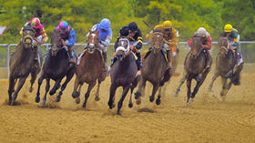 Race-by-race results from Preakness Day