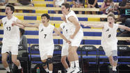 South Pasadena boys' volleyball wins CIF Division III champioinships against Camarillo