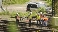 Bridgeport/Fairfield Metro-North Train Crash
