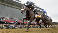 Oxbow wins 2013 Preakness, beating Derby winner Orb