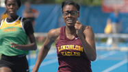 CHARLESTON, Ill. — Shamier Little relied on a familiar sound to provide the final push in her medal-filled career.