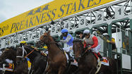 Who won the Preakness Stakes? The better question is who didn't win the Preakness - and that would be Orb, the Kentucky Derby winner.