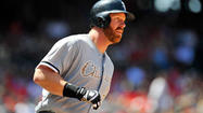 ANAHEIM, Calif. — First baseman <strong>Adam Dunn</strong> believes he can return to the White Sox lineup Sunday despite back spasms that caused him to leave Saturday's game after four innings.