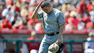 ANAHEIM, Calif. — Adam Dunn blamed the missed scoring chances in the early innings. But manager Robin Ventura cited the 10 walks four White Sox pitchers issued as the bigger failure.