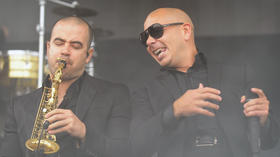 Preakness 2013 headliners pump up the infield