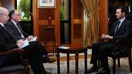 BEIRUT — Syrian President Bashar Assad has expressed skepticism that a planned U.S.-Russian peace conference could help stop the bloodshed in his country, according to an interview published Saturday in an Argentine newspaper.