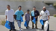 Photo Gallery: Glendale Community Clean Up Day/Great American Clean Up