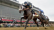 Oxbow takes the Preakness, dashing hopes of a Triple Crown