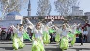 Consider Sunday the last opportunity for awhile to watch a Turkish folk dance, try a <em>manti</em> (Turkish dumpling) or take a picture with a soldier guarding a replica of the Trojan Horse.