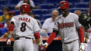 <strong>MIAMI</strong> The Marlins continue to lose, but at least they're doing it in historically relevant ways.