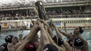 Dave Perry enjoyed Fenwick's ninth state championship in 2011 from a poolside wheelchair before dying of cancer a few months later.