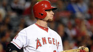Josh Hamilton doesn't start for Angels