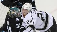 Kings are left crying foul after 2-1 overtime loss to Sharks