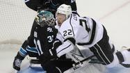 Kings vs. Sharks, Game 3