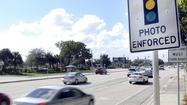 South Florida drivers may soon find it a lot easier to fight those pesky red-light camera tickets.