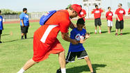 GALLERY: Football Speed Camp