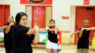 CALEXICO — Football, zumba, softball and boxing are some of the fun activities children said they do for exercise at the first annual Muevete USA event.