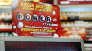 Only one lottery ticket — sold in Florida — managed to nail all six numbers in tonight's $600 million Powerball jackpot.