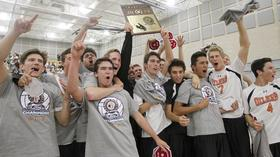 Oilers capture CIF-SS Division 1 boys' volleyball championship