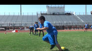 VIDEO: Football Speed Camp