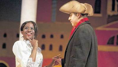 Washington High School to present 'The Servant of Two Masters'
