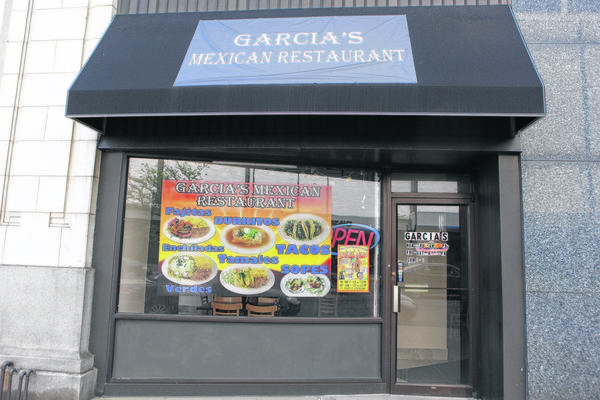 South Bend Tribune/SANTIAGO FLORES Garcia's Mexican Restaurant has closed in downtown South Bend.